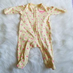 Baby Girl Sleeper 3M